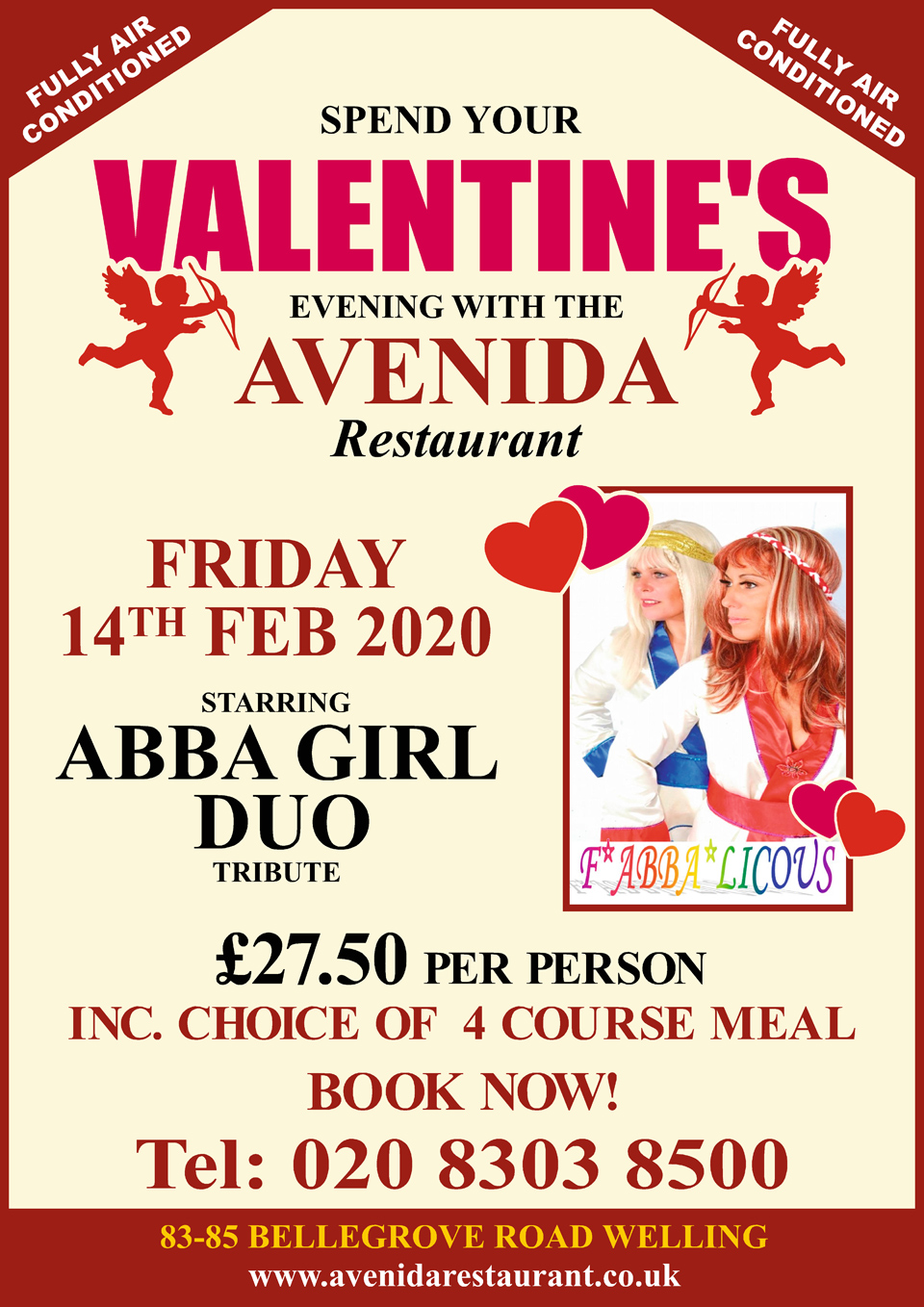 ABBA Special Valentine Day